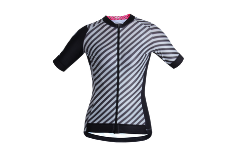 Women's OORR Cafe Pro 'Dazzle' Cycling Jersey (Pre-Order)