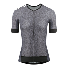 Women's OORR Cafe Pro Cycling Jersey Gunmetal