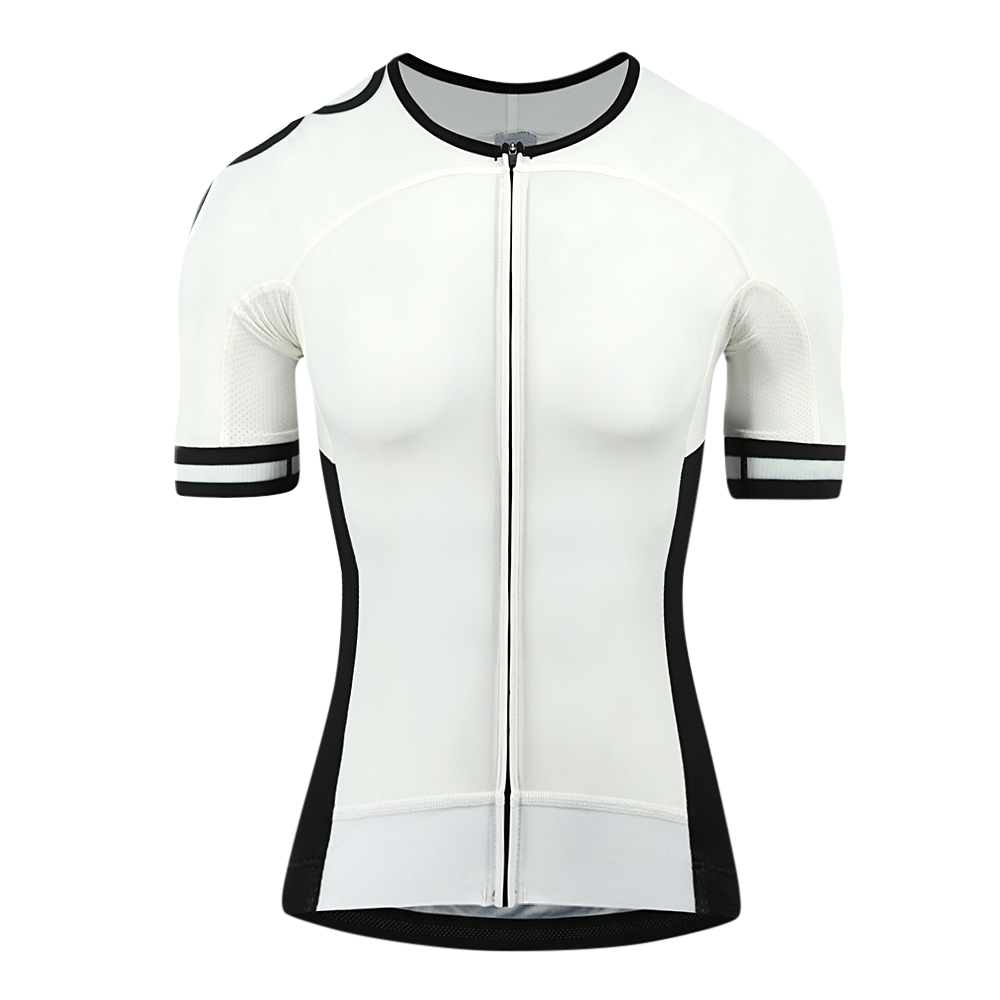 Women's OORR Cafe Pro Cycling Jersey White