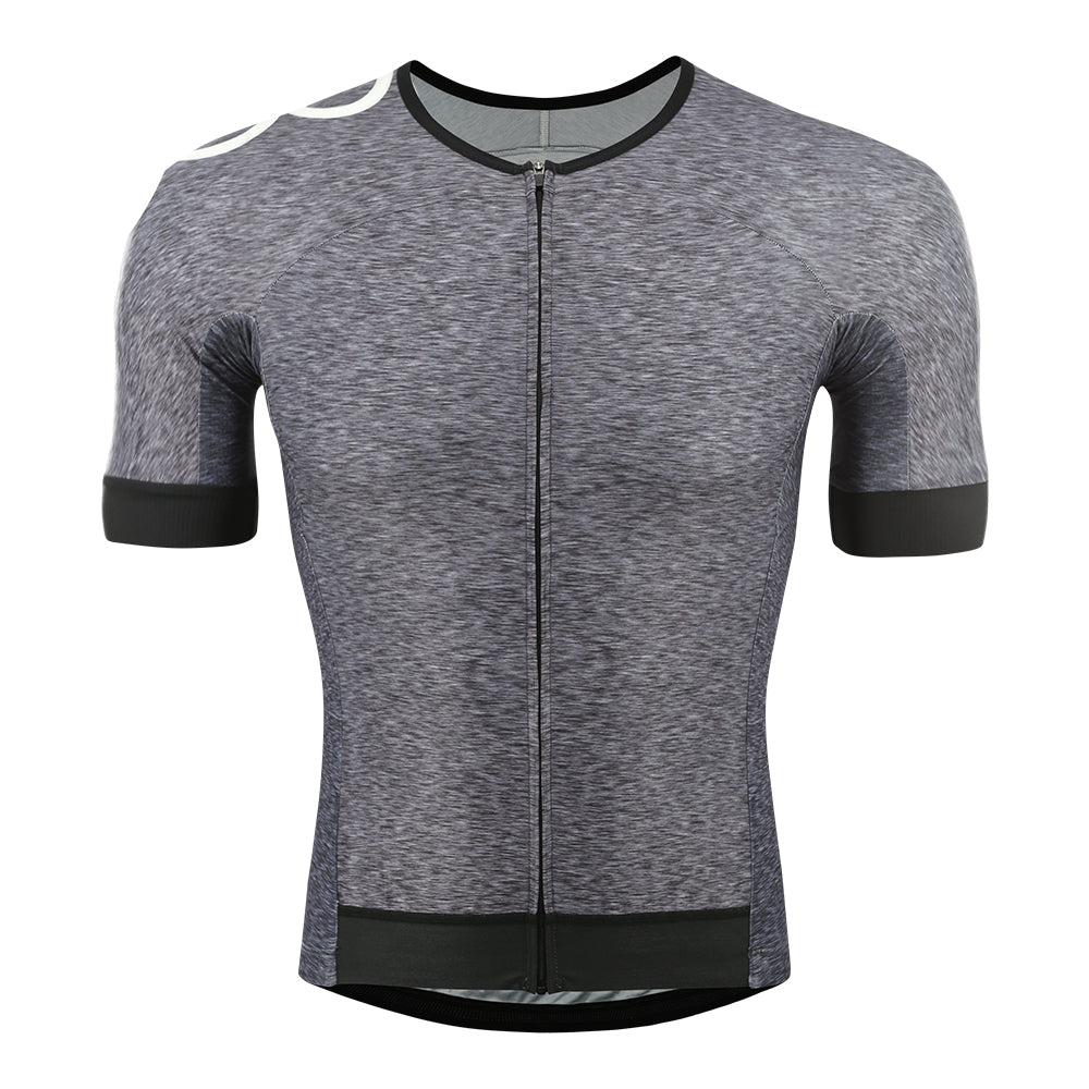 OORR Cafe Pro Cycling Jersey Gunmetal