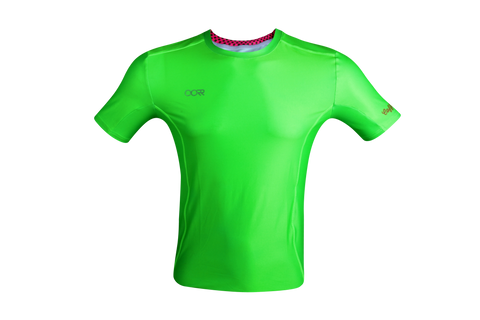 Men's OORR Cafe Tech Tee - Green