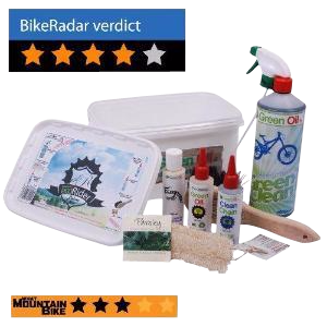 Green Oil Eco Rider Deluxe Set Full Road MTB Cross Urban Commuter