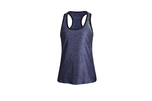 Women's OORR Cafe 'Grey Heather' Tech Tank