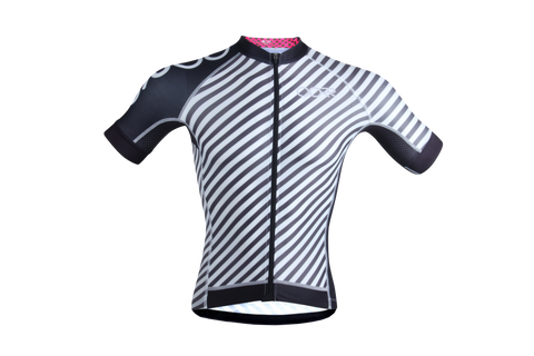 Men's OORR Cafe Pro 'Dazzle' Cycling Jersey (Pre-Order)
