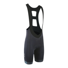 Men's Pro Cycling Bibshorts Teal Denim