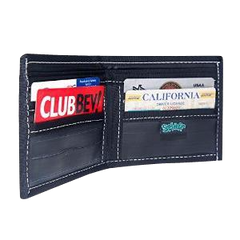 El Presidente Recycled Bike Tube Wallet