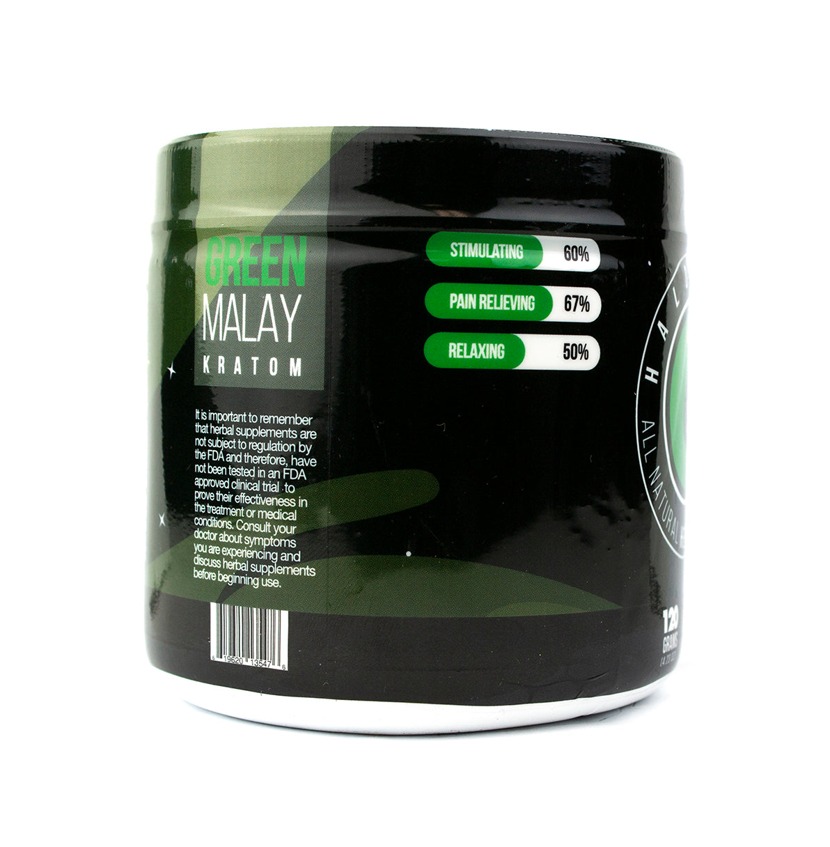 Halo Kratom Green Malay (Powder)