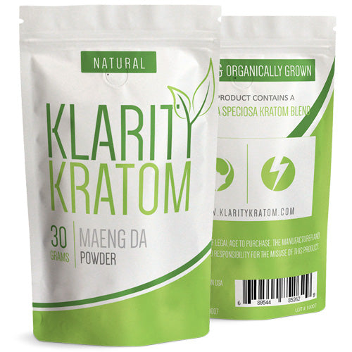 Klarity Kratom Red Bali (Powder)