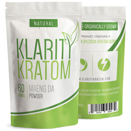 Klarity Kratom Maeng Da (Powder)