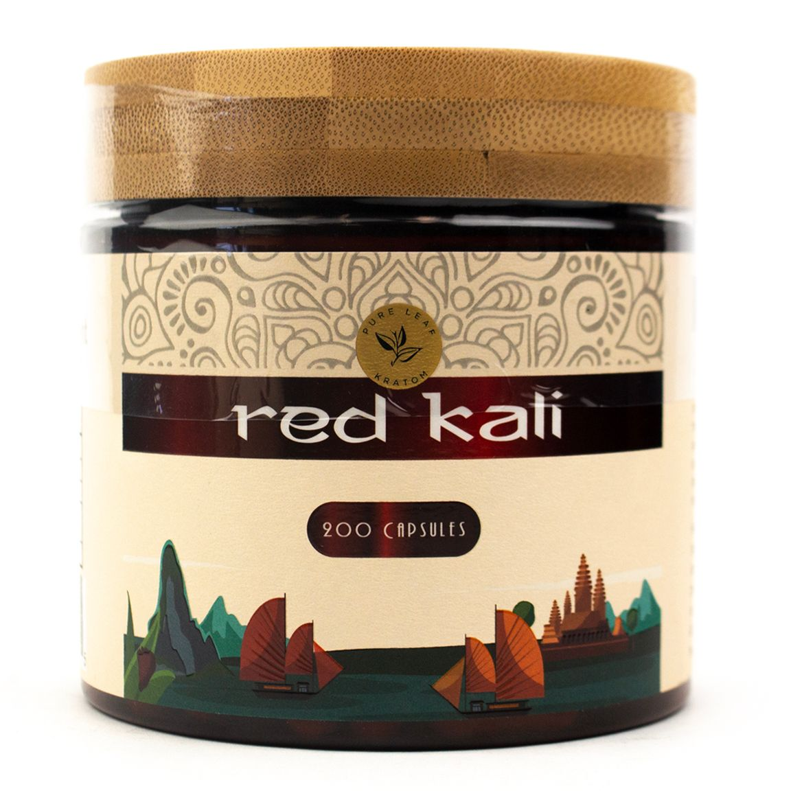 Pure Leaf Red Kali (Capsules)