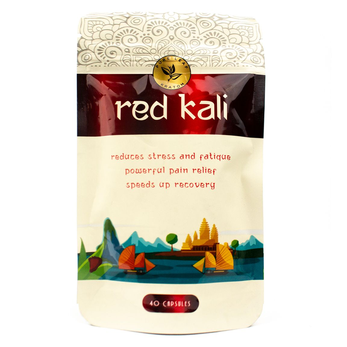 Red Kali Kratom at Kratom Mood