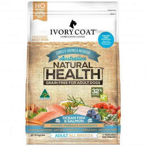 Ivory Coat Grain Free Ocean Fish & Salmon - Pet Food Leaders