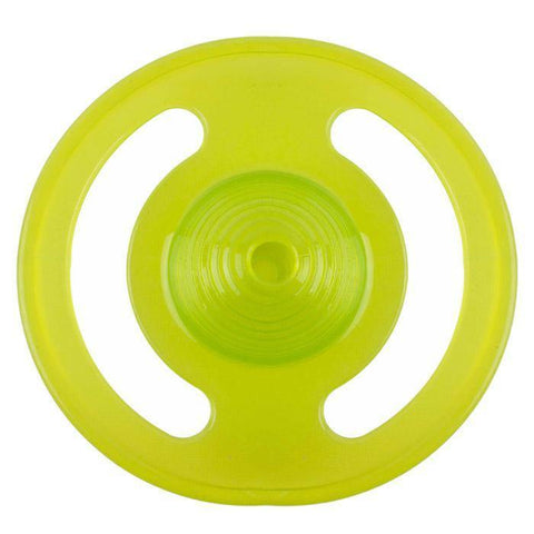 Scream TREAT DISK Loud Green - 17.5cm - 92-SDT03641 | Pet Food Leaders
