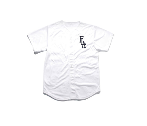 FLA 1st Base Jersey White