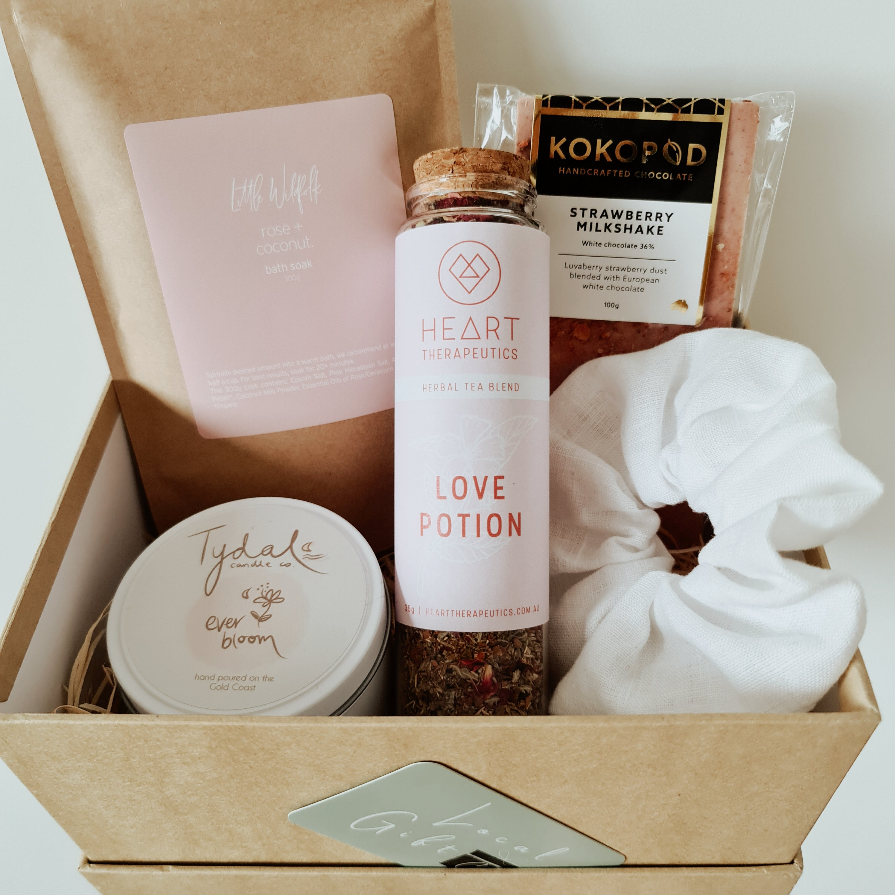 """And relax"" signature gift hamper"