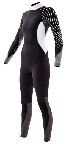 Body Glove Women's Stellar BackZip 3/2mm