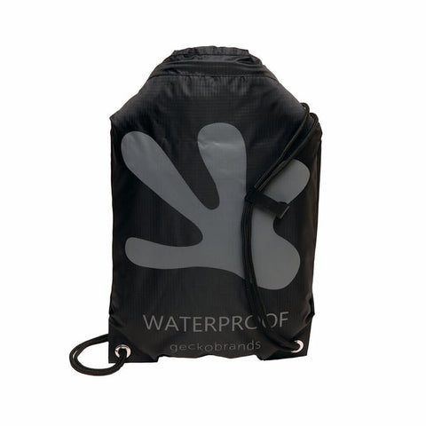 Geckobrand Waterproof Backpack