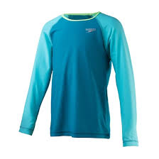 Speedo Girls Rashguard