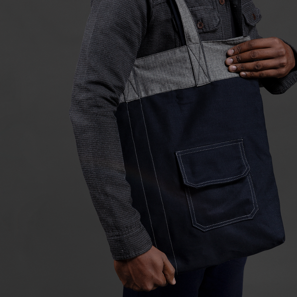 Explorer Tote Ecojeans