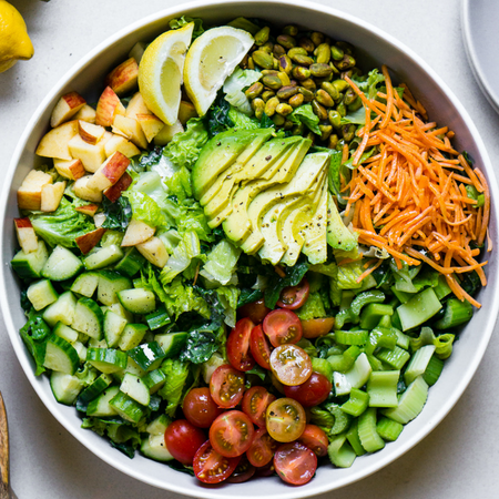 Your Everyday Salad by WeekNite Bite