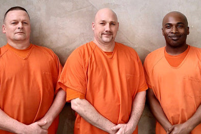 3 inmates save corrections deputy after he suffers a medical emergency