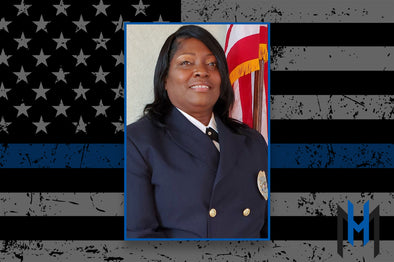 Phenix City Chief dies in the line of duty from COVID-19