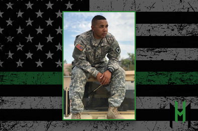 Army National Guard soldier and Phoenix Police Officer dies during training event.