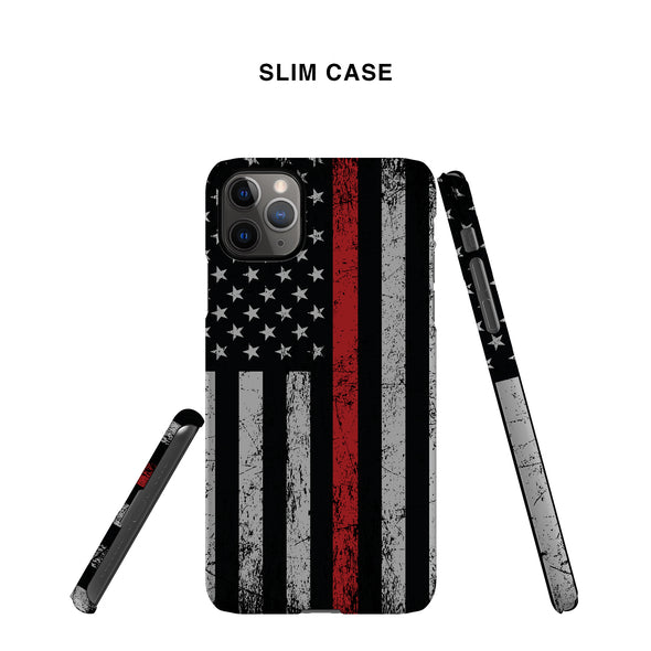 Slim firefighter phone case