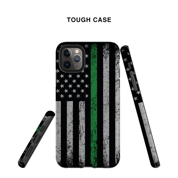 Tough military phone case