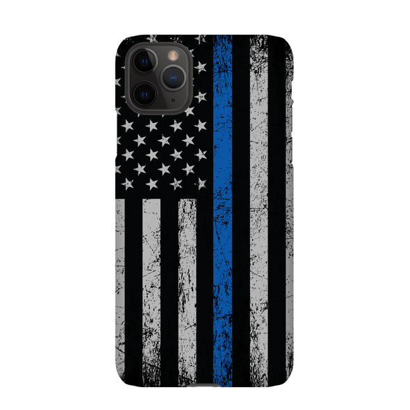 Police Phone Case for iPhone and Samsung Phones. So slim, you wont even know it's there.