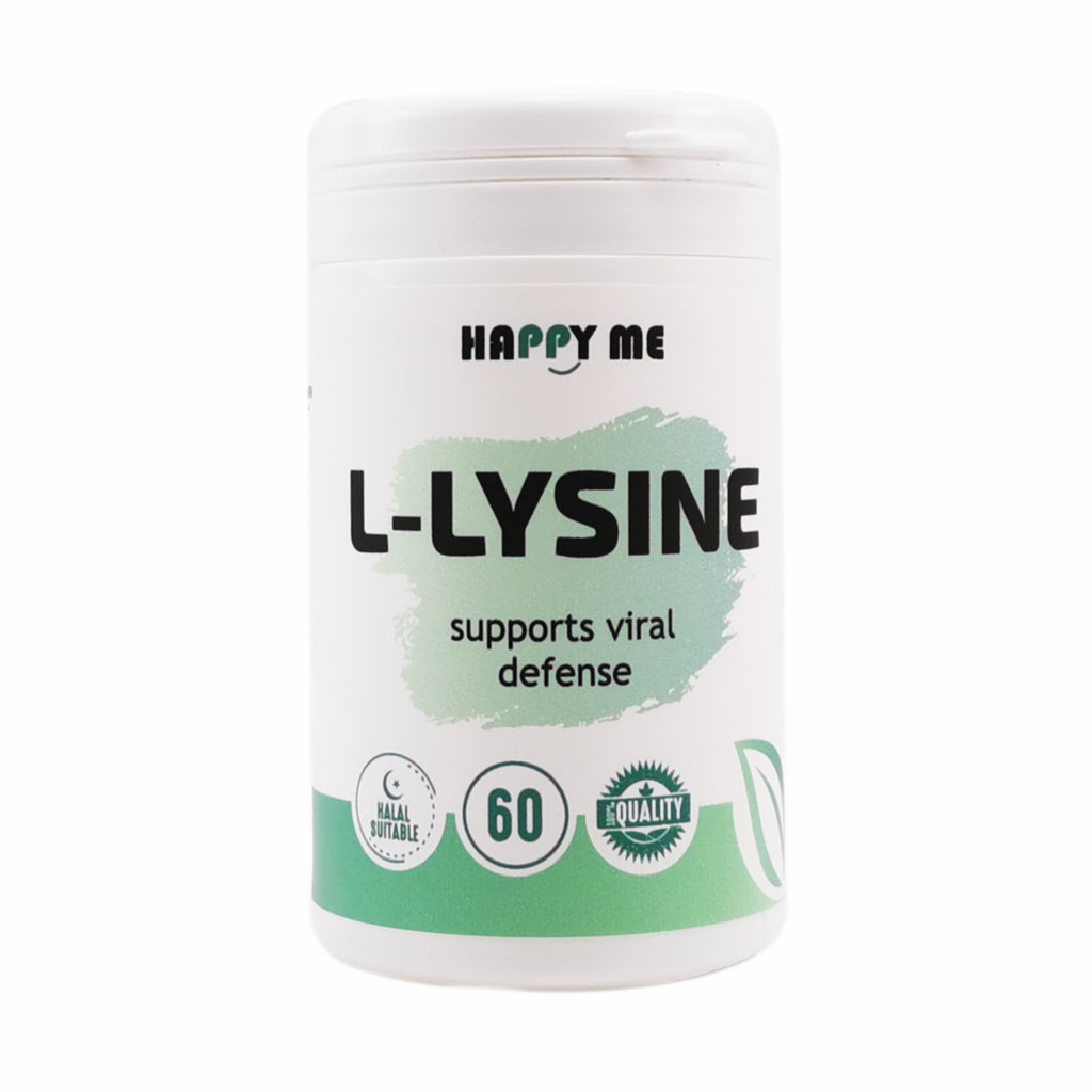 What are the health benefits of L-lysine?