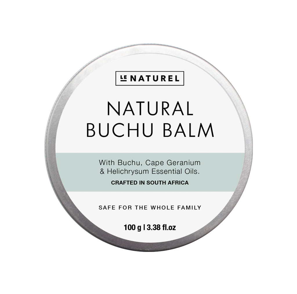Le Naturel Buchu Balm