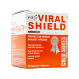 easiHEALTH Viral Shield Capsules - 60's