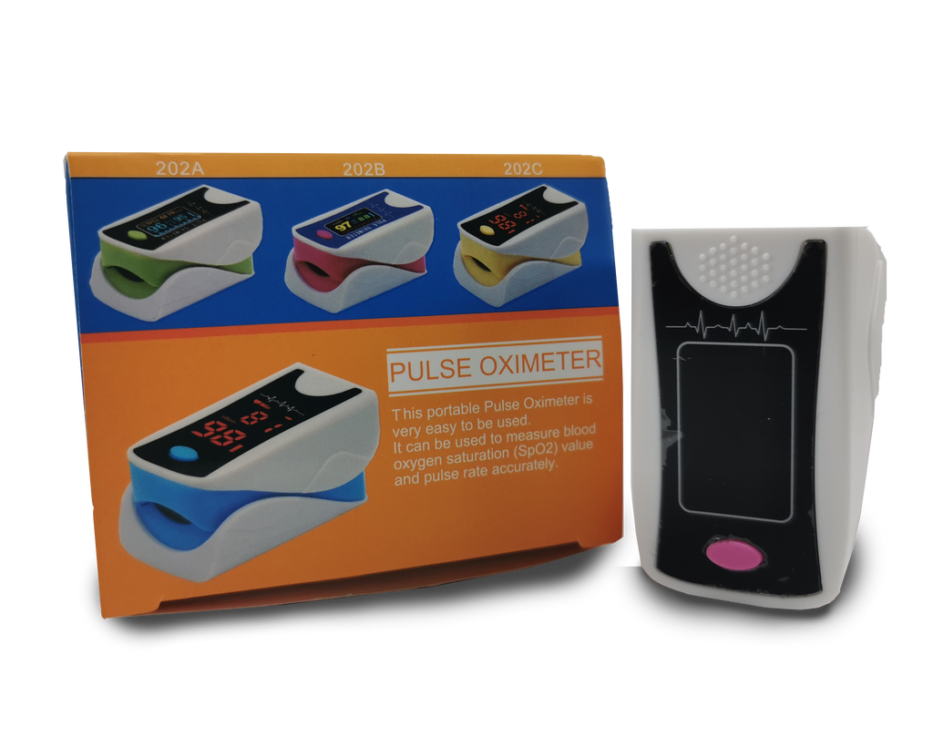 Thermometer & Pulse Oximeter Combo Deal!