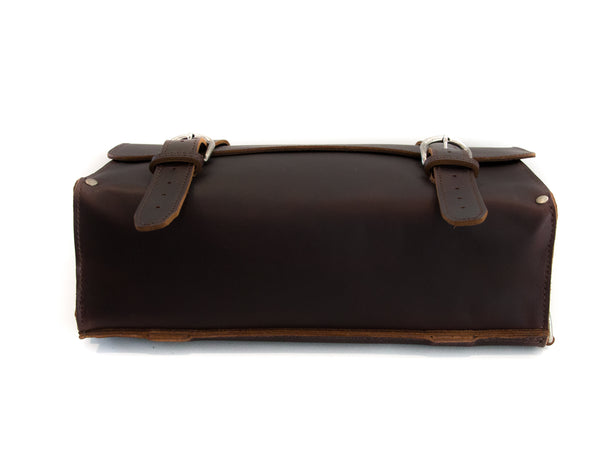 Leather Briefcase Leather Bag Made Of Full Grain Leather
