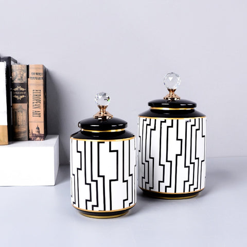 Decor Mumluk Storage Jar