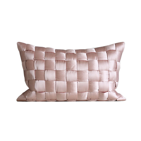 DUNXDECO Woven Cushion Cover