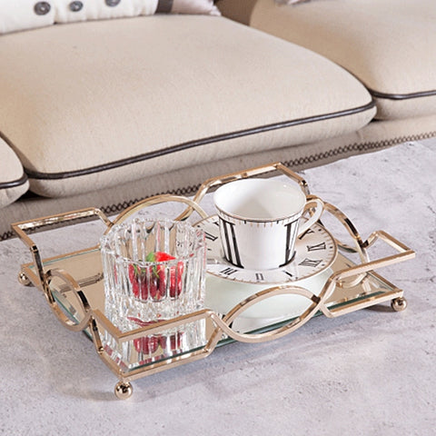 Lori Chic Mirror Tray