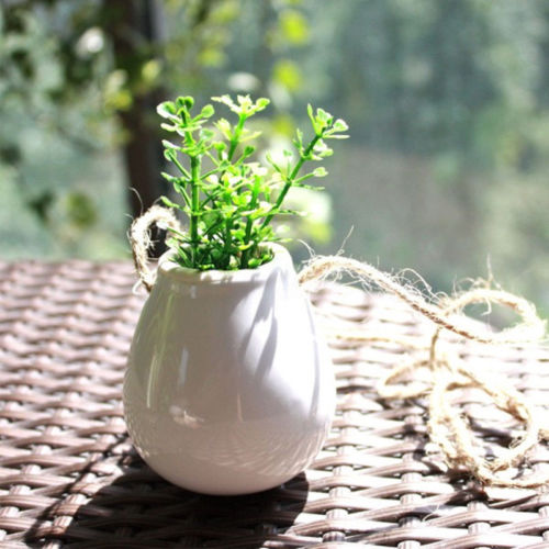 Ceramic Handing Flower Pot