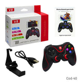 V8 Wireless Controller (for iOS, Android, Pc, Ps3, Tv)