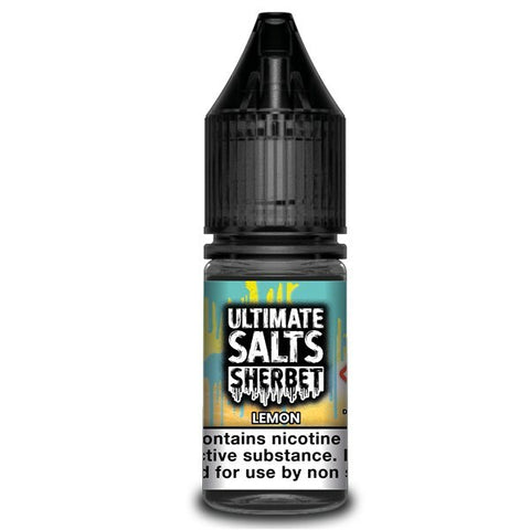 Ultimate Salts Sherbet Lemon