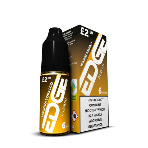 Edge 50/50 Virginia Tobacco 10ml