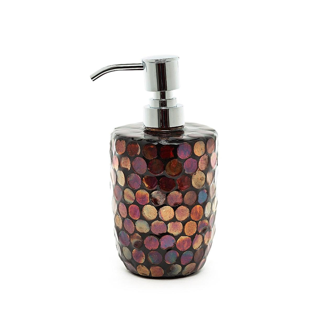 Mozaik  Rainbow Soap Dispenser