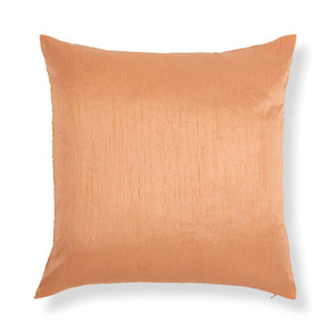 Edina 18 In X 18 In Orange Cushion Cover