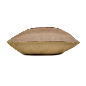 Raving 18 In X 18 In Natural Cushion Cover