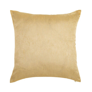 Anke 18 In X 18 In Gold Cushion Cover