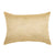 Candra 14 In X 24 In Gold Cushion Cover