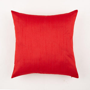 Carna 18 In X 18 In Maroon Cushion