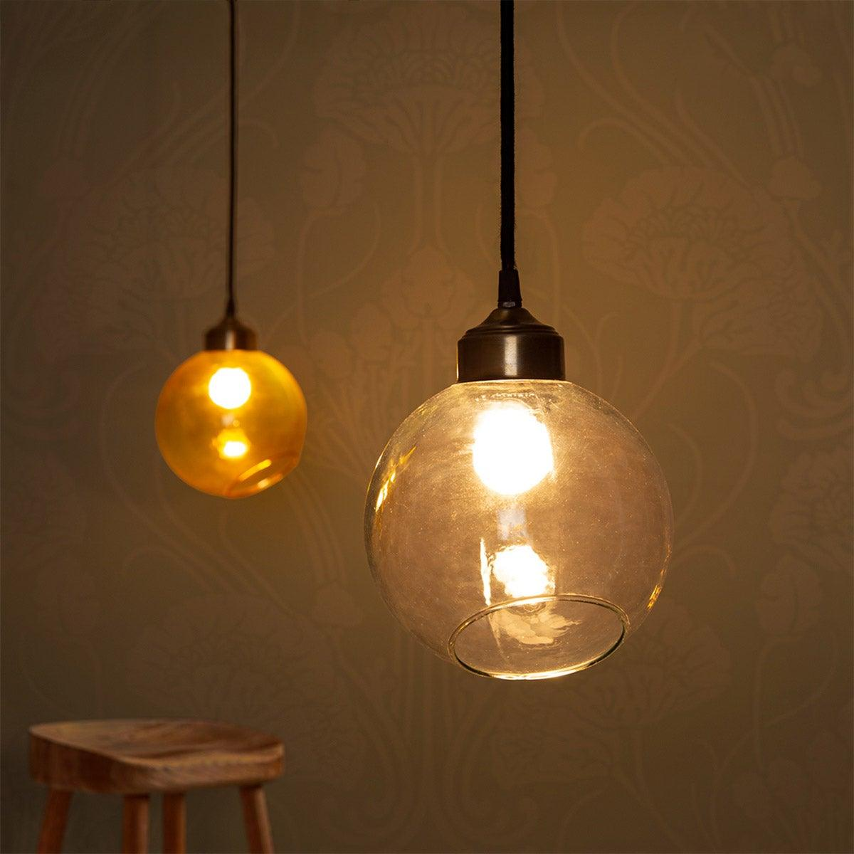 Meire Clear Pendant Lamp