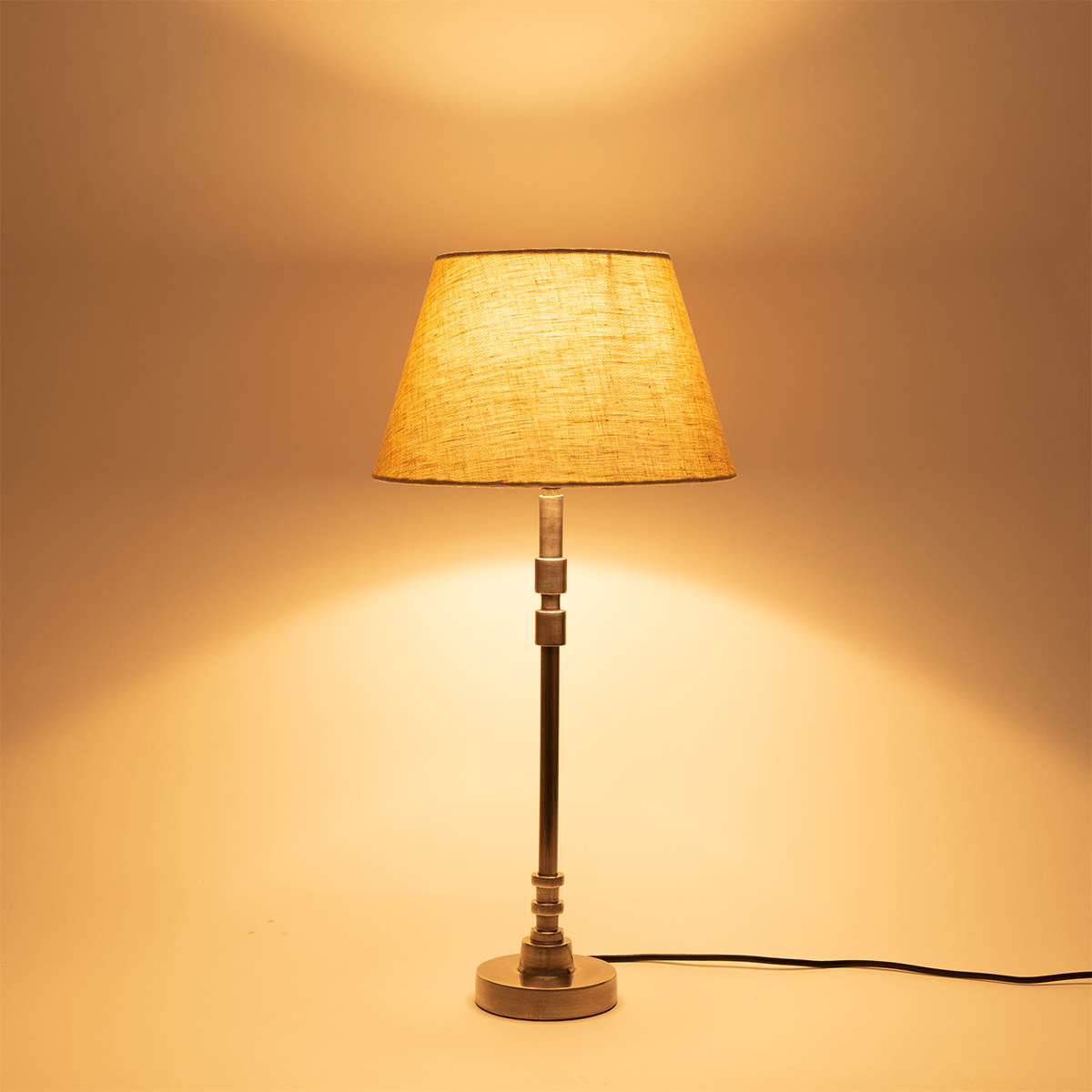 Hele Silver Table Lamp